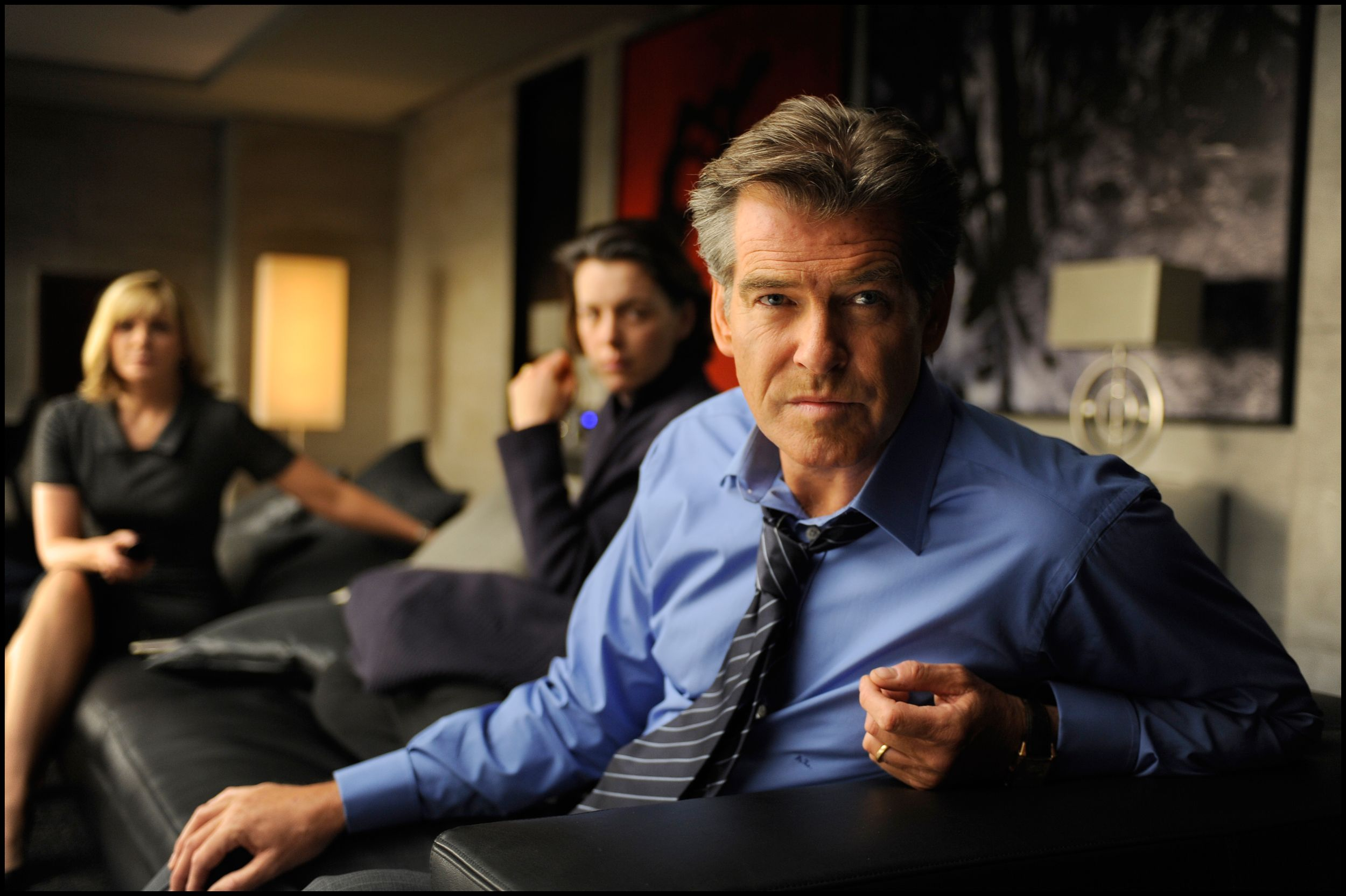 Exclusive Tv Spot For Roman Polanski 39 S The Ghost Writer