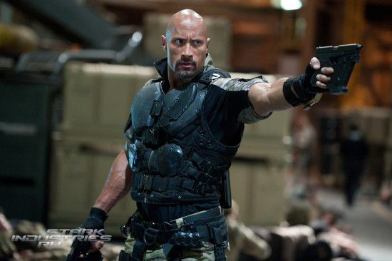 Image result for Dwayne Johnson G.I. Joe 3