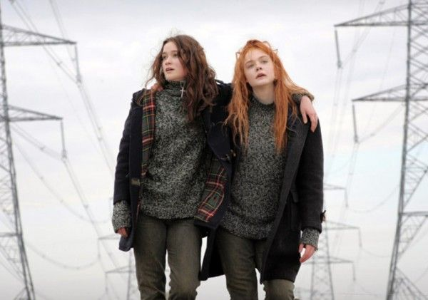 ginger and rosa-elle fanning alice englert