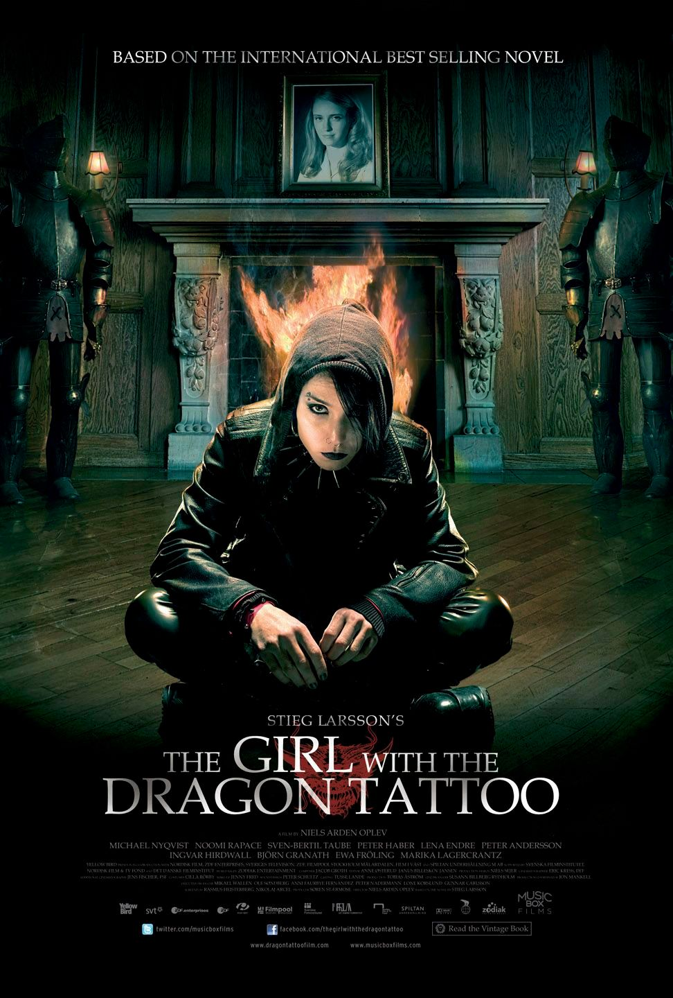 david fincher 39 s the girl with the dragon tattoo set in