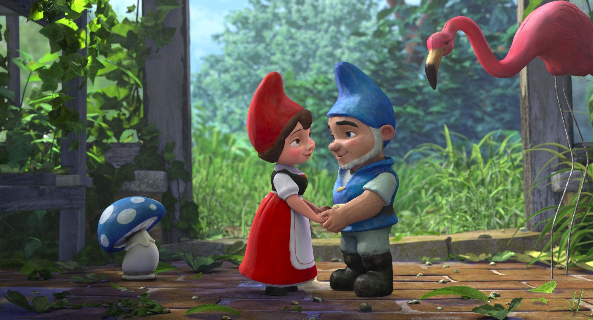 James Mcavoy Interview X Men First Class And Gnomeo And