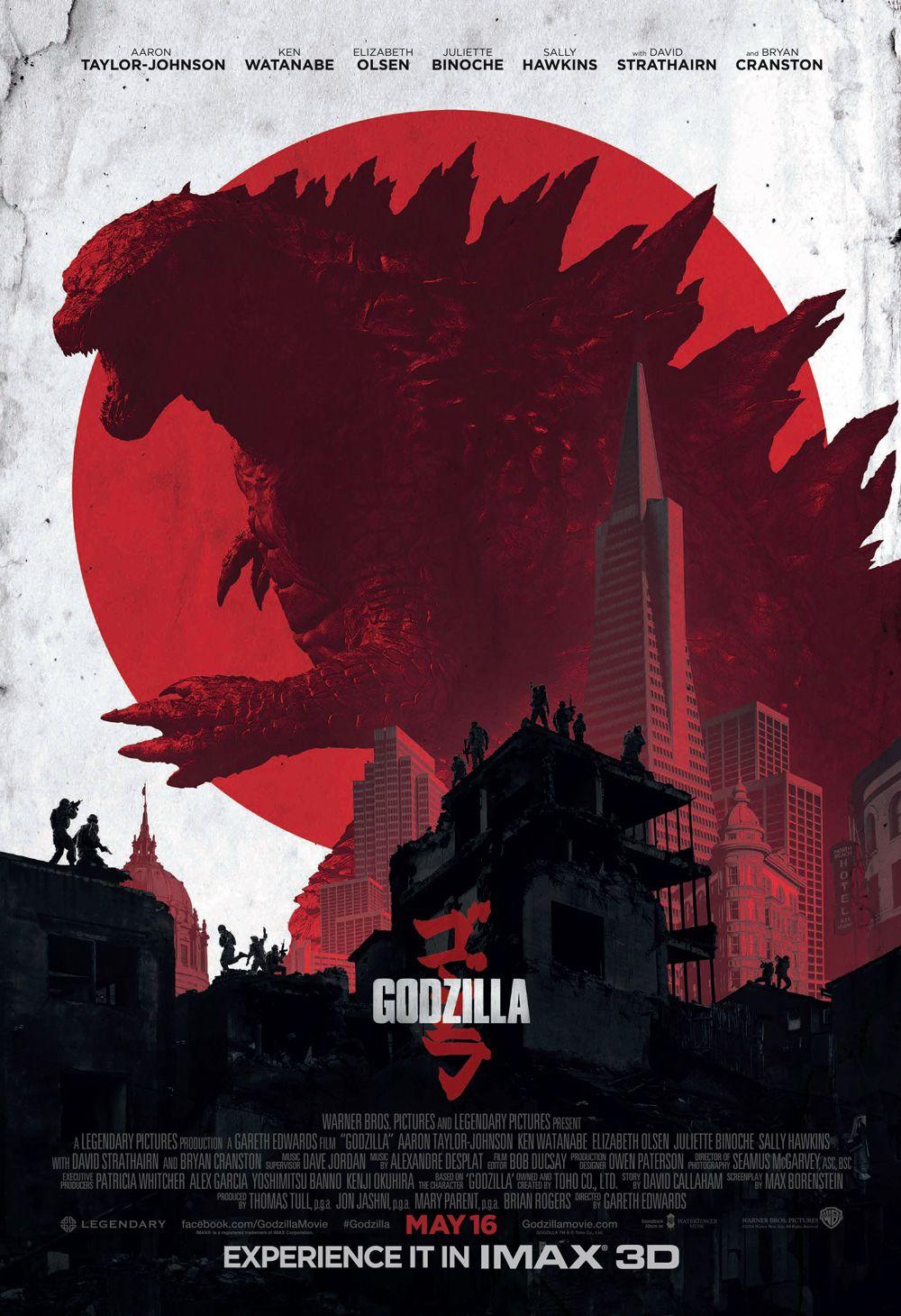 Godzilla 2 Release Date Set for June 8, 2018 | Collider