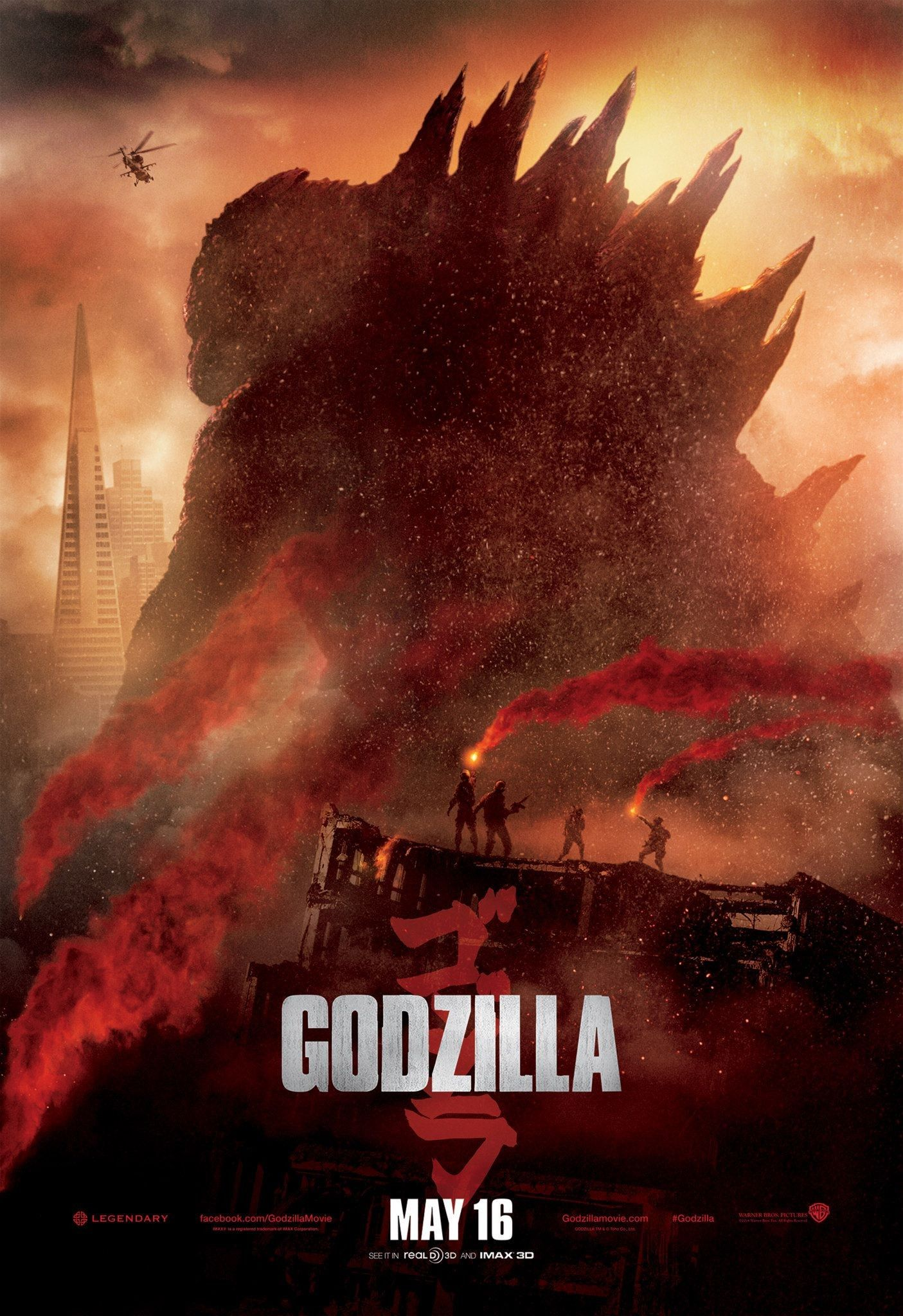 Godzilla posters the amazing spider man 2 poster fading for Movie photos for sale