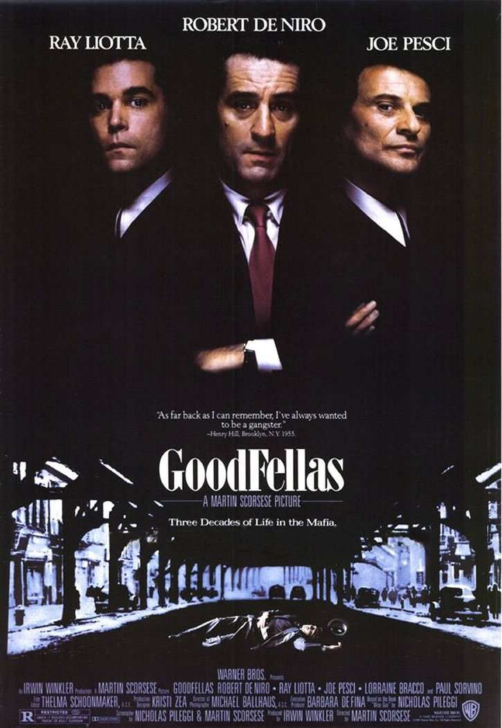 Martin Scorsese and Nicholas Pileggi to Create GOODFELLAS ... Goodfellas