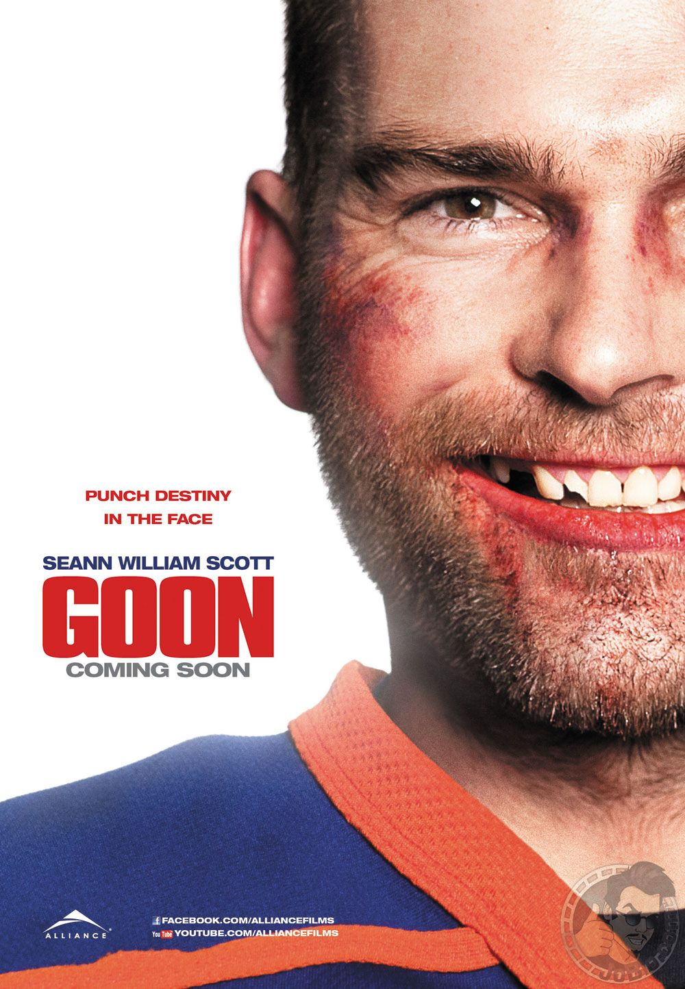 Goon Movie Posters Collider