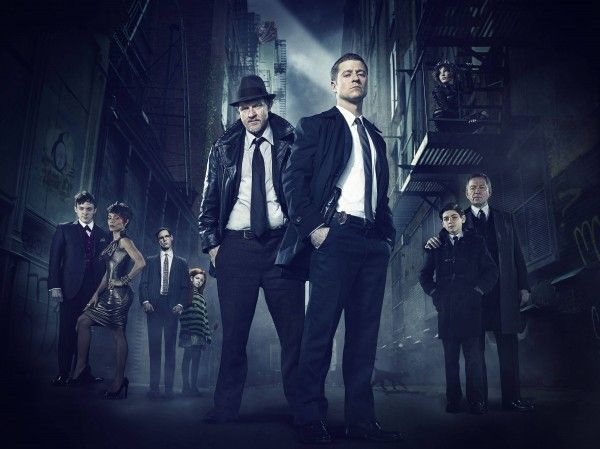 gotham-series-cast