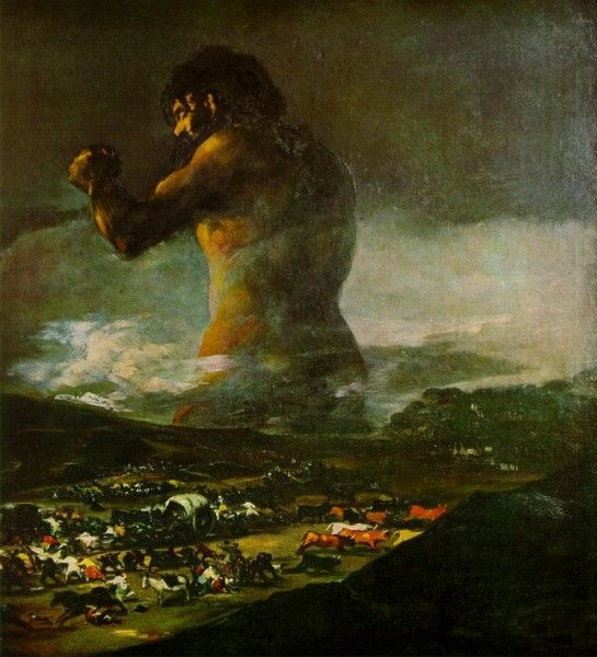 goya-the-colossus