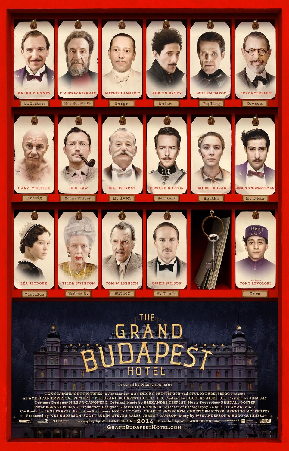Jeff Goldblum Talks Grand Budapest Hotel And Mortdecai