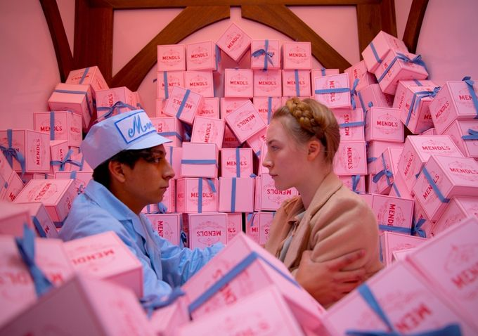 the grand budapest hotel review the grand budapest hotel stars  grand budapest hotel tony revolori saoirse ronan