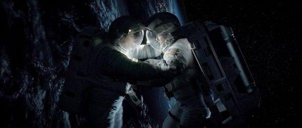 gravity - astronauts
