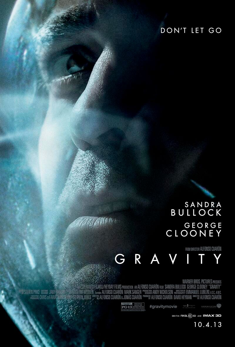 "james cameron calls alfonso cuarón's gravity the ""best space film"