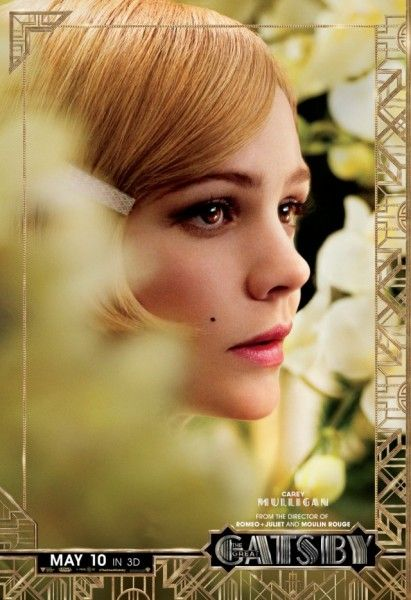 great gatsby poster carey mulligan