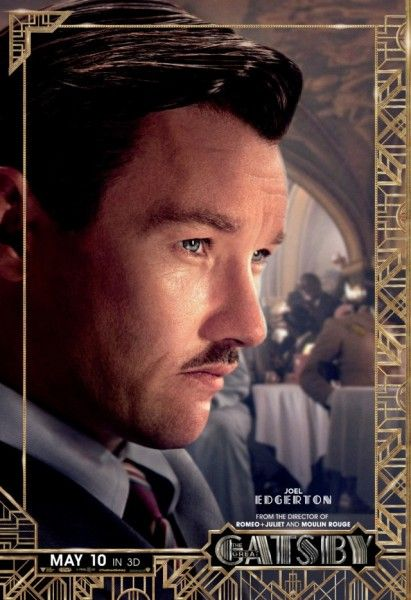 great gatsby poster joel edgerton