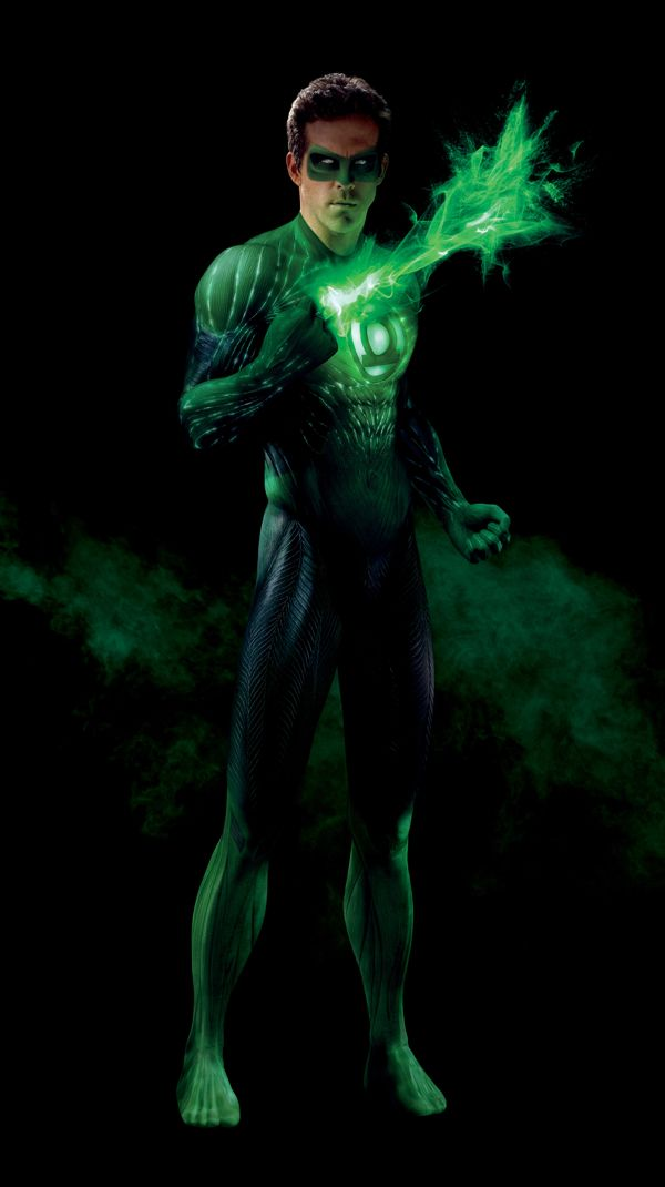 GREEN LANTERN Movie Costume Images | Collider