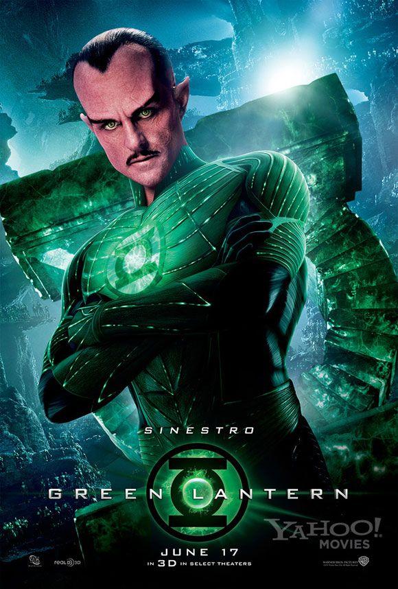 Ryan Reynolds GREEN LANTERN Interview | Collider Green Lantern Movie Poster