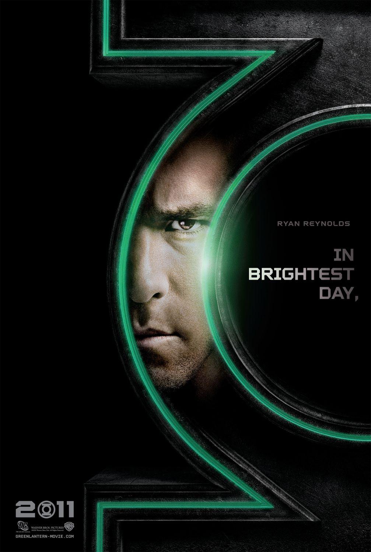 4 Fantastic GREEN LANTERN Teaser Posters | Collider Green Lantern Movie Poster