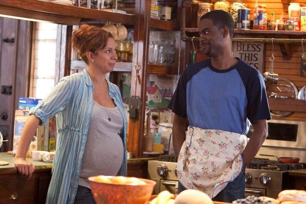 Grown Ups movie image Chris Rock, Maya Rudolph