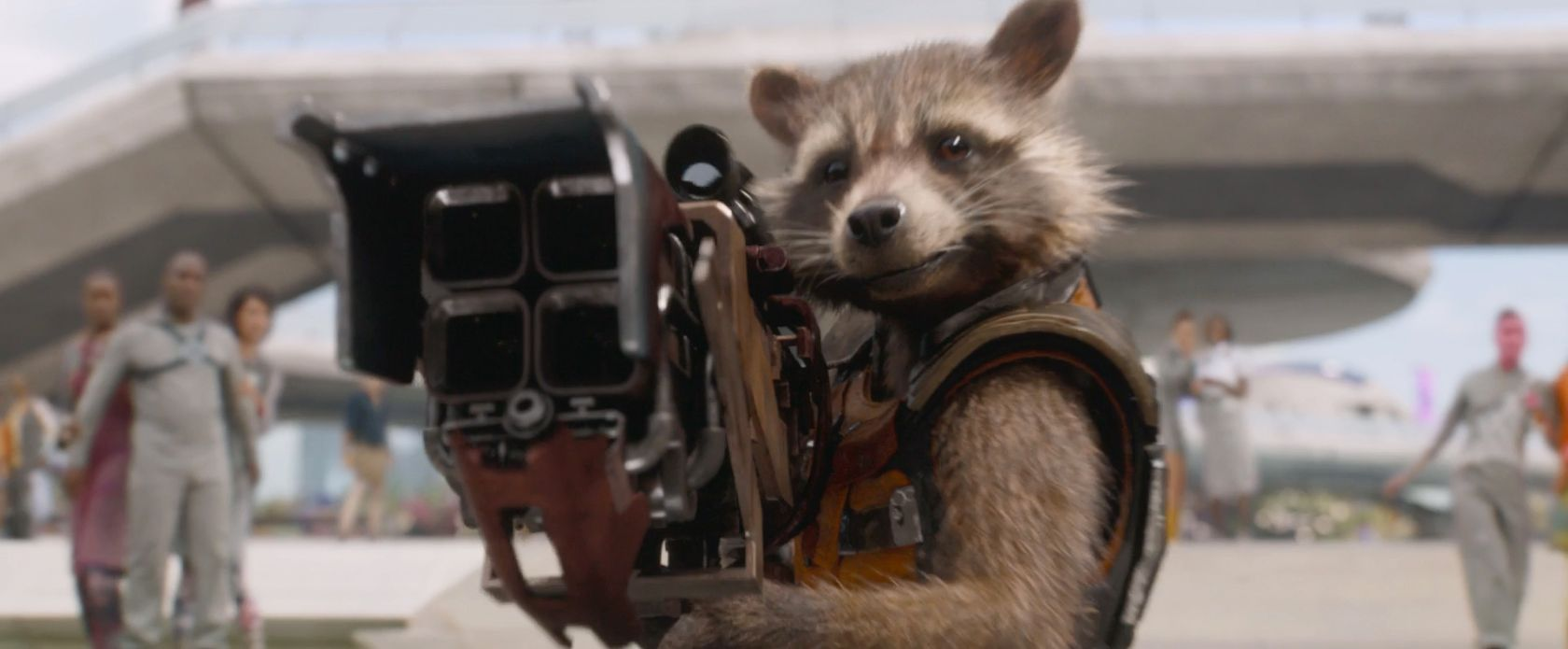 Image result for rocket raccoon guardians of the galaxy
