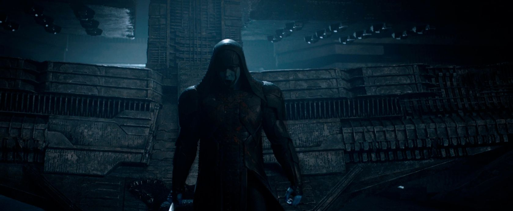 GUARDIANS OF THE GALAXY Images Featuring Rocket and Lee ...