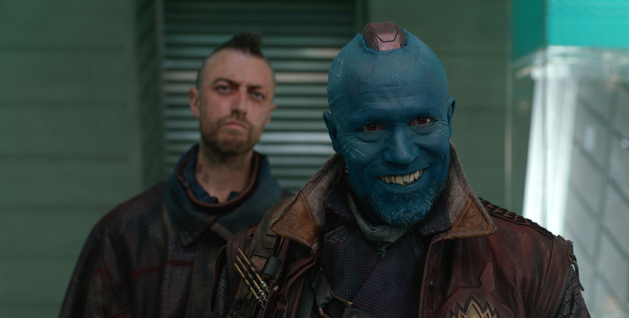 Shareables: Michael Rooker Reveals 'Guardians of the Galaxy Vol. 2' Transformation