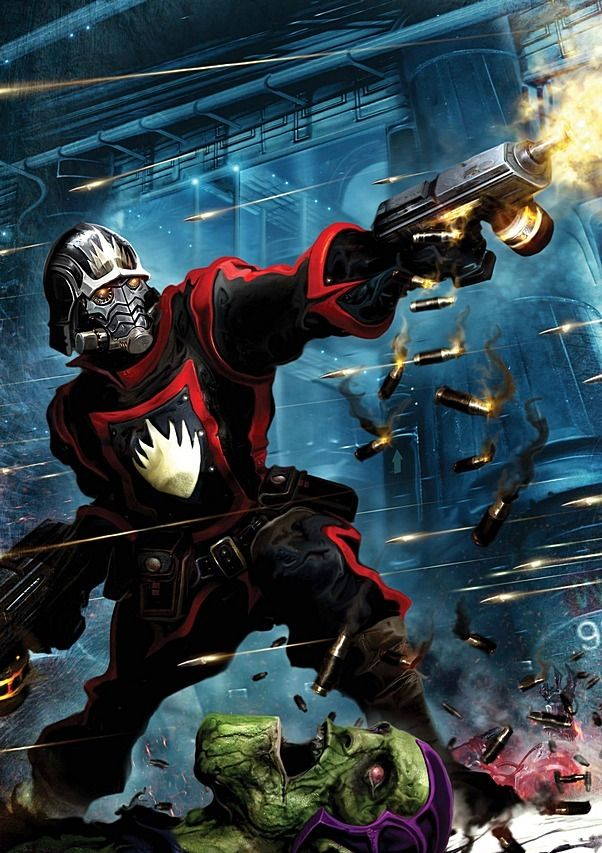 Guardians of the Galaxy: Character Profile on Star-Lord ...