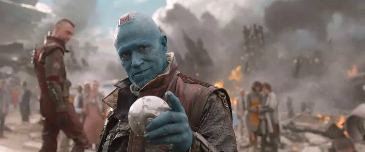 Guardians of the Galaxy Trailer: First Look at Yondu ...