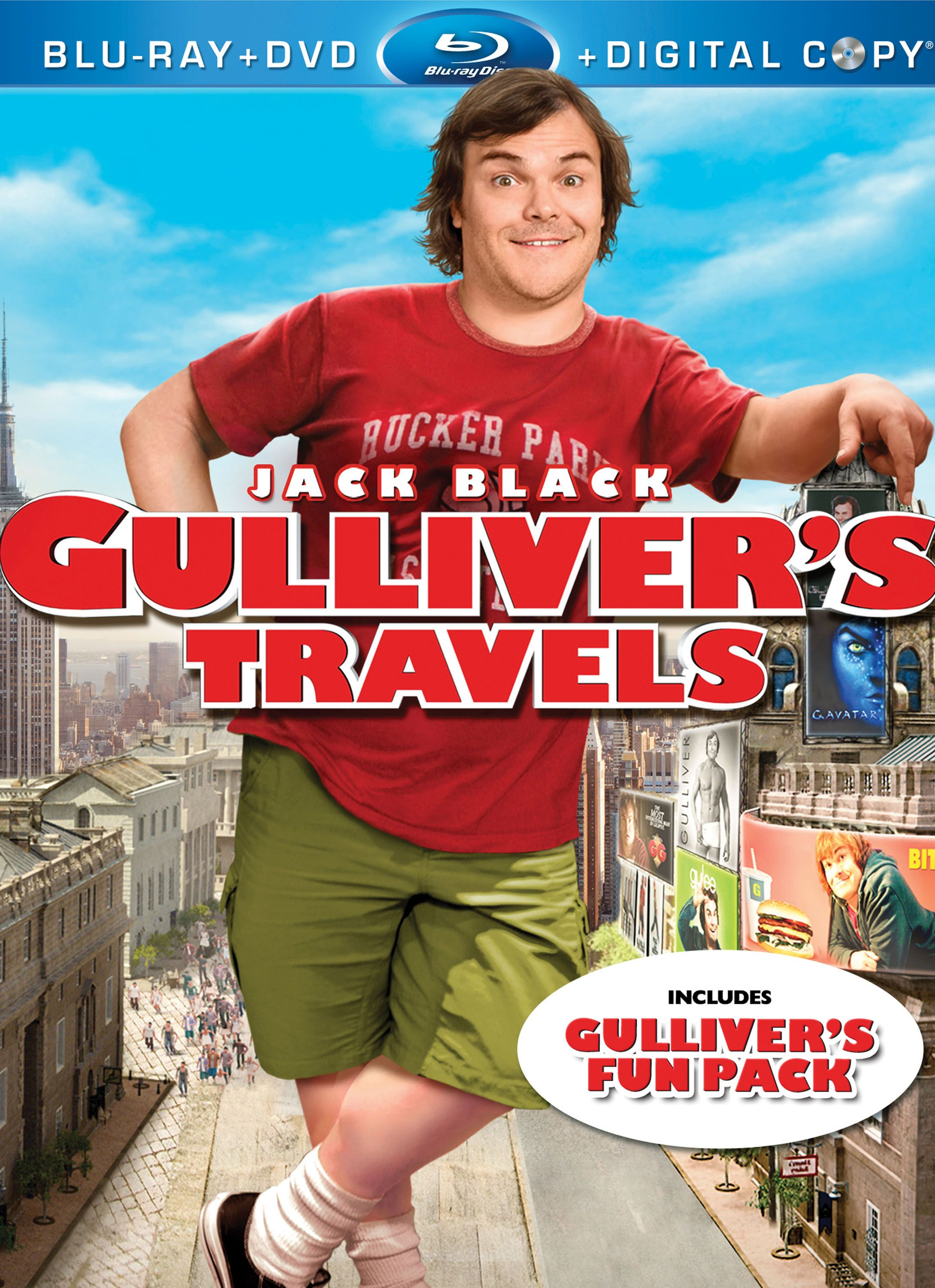 Book: Gullivers Travels