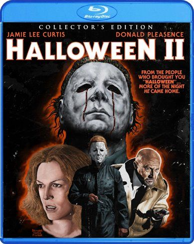 halloween 2 blu ray cover