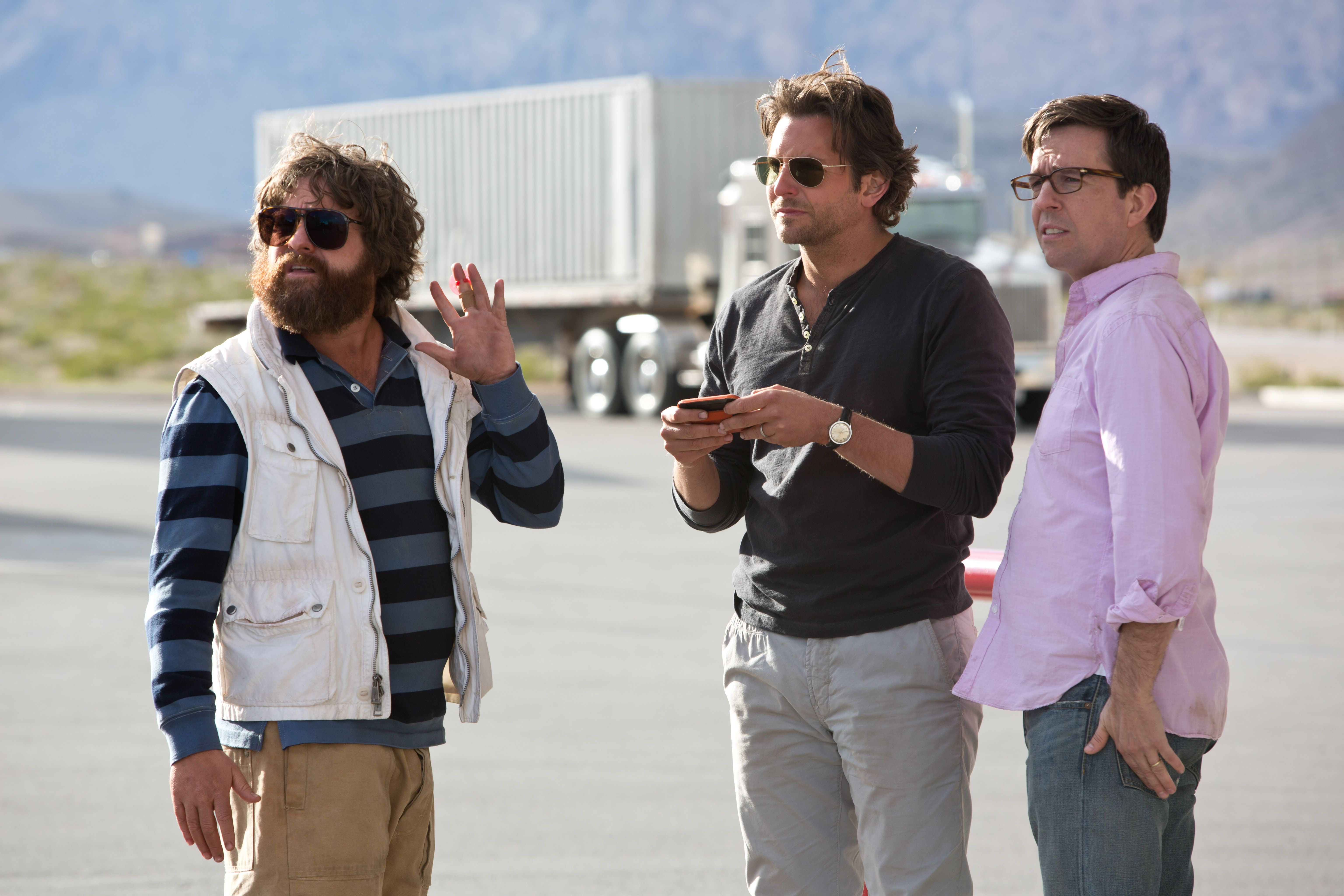 the hangover 3 images the hangover part iii stars bradley cooper