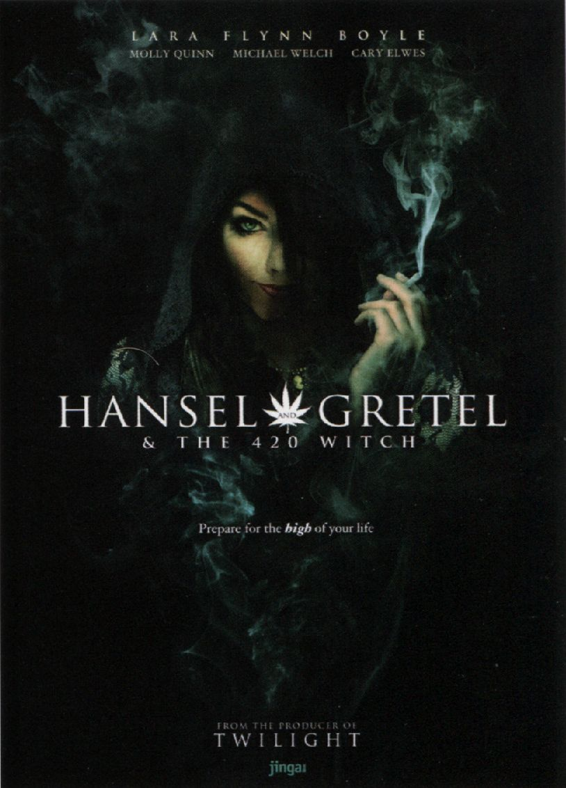 HANSEL AND GRETEL u0026 THE 420 WITCH Poster and Images : Collider