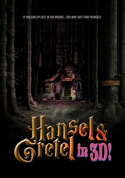 hansel_and_gretel_3d_poster