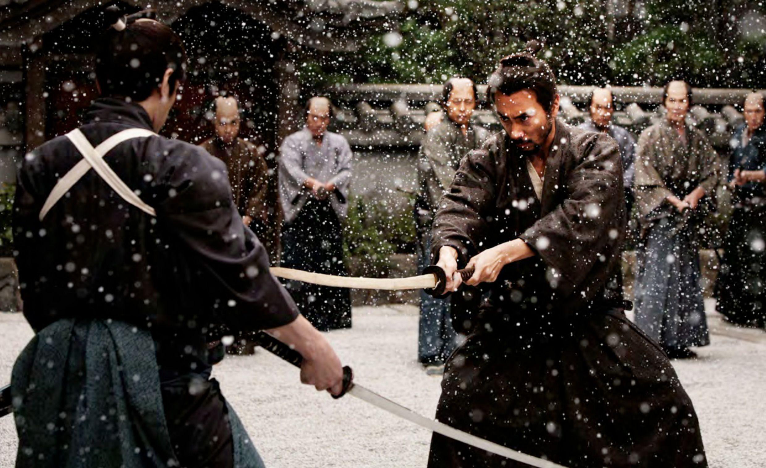 шерсти фильмы о самураях лучшие образом