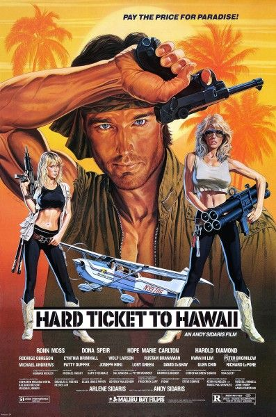 hard-ticket-to-hawaii-poster