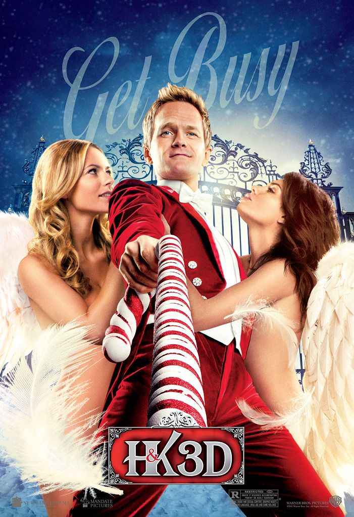 Neil Patrick Harris Talks A VERY HAROLD & KUMAR 3D CHRISTMAS ...