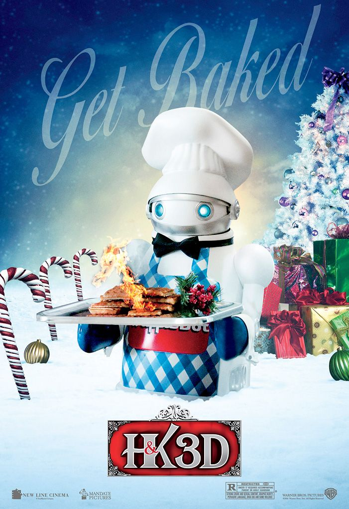 A VERY HAROLD & KUMAR 3D CHRISTMAS Giveaway | Collider | Collider