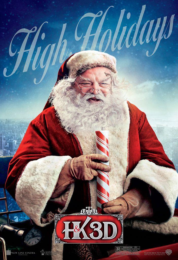 A VERY HAROLD & KUMAR 3D CHRISTMAS Posters | Collider