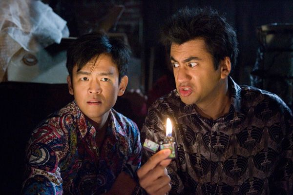 a very harold and kumar christmas nuns scene