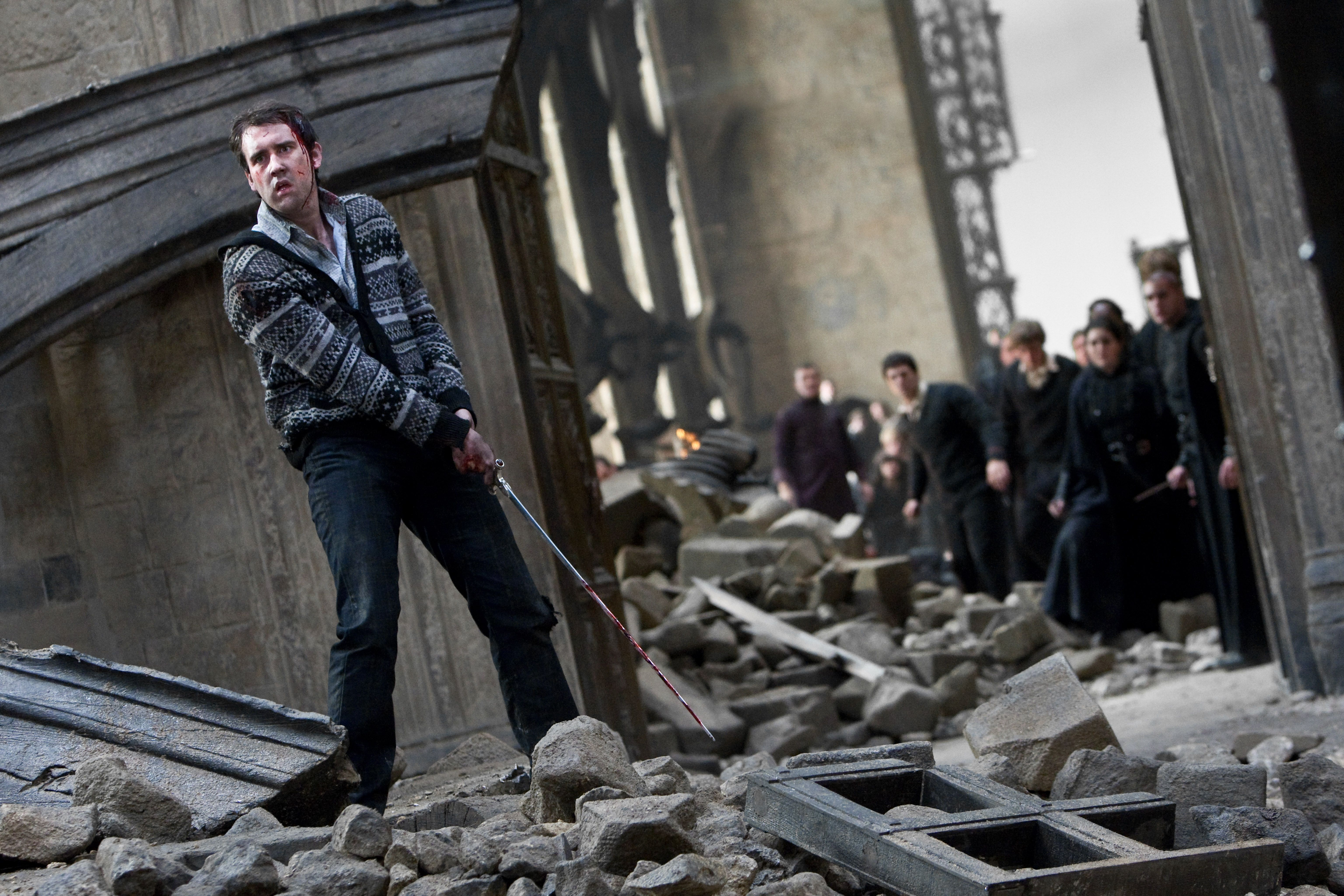 Watch Harry Potter and the Deathly Hallows Part 2