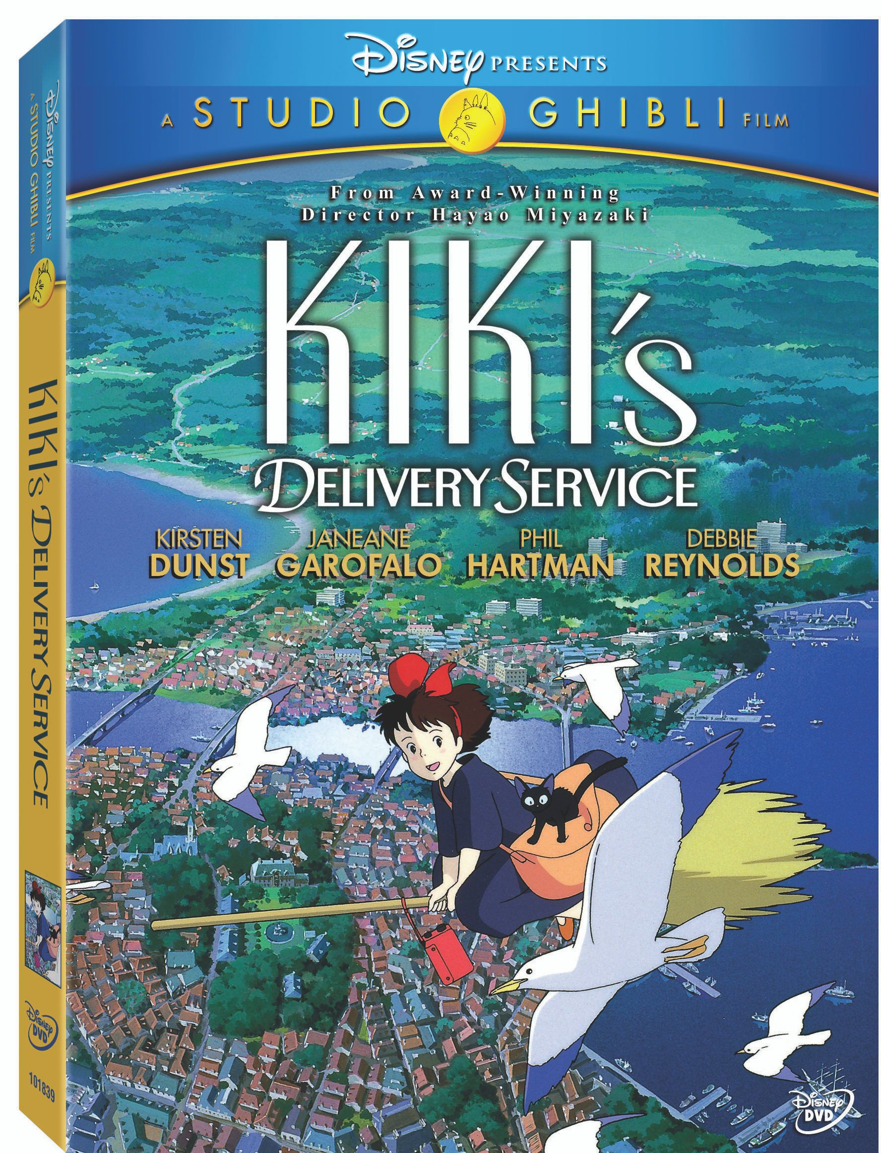 KIKI'S DELIVERY SERVICE 2-Disc Special Edition DVD Review ...