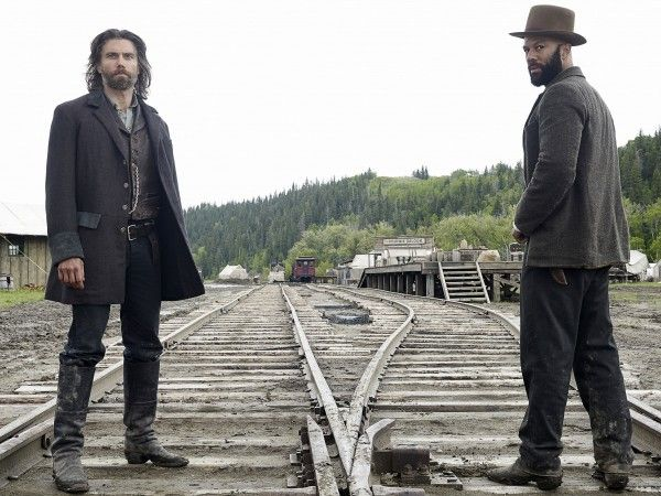 hell on wheels season four