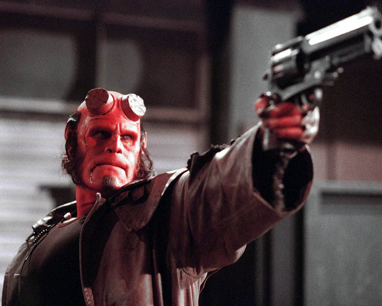 Guillermo Del Toro and Ron Perlman Still Game for HELLBOY