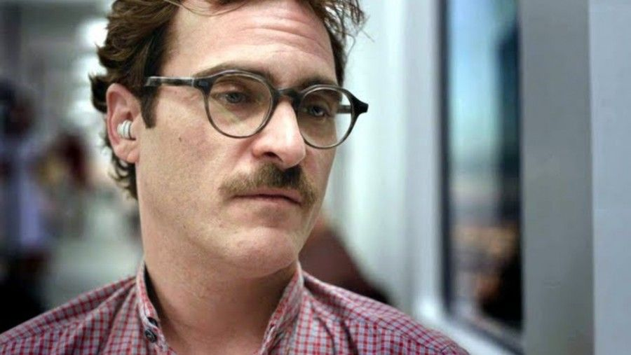 Her Review Spike Jonzes Her Stars Joaquin Phoenix Amy Adams And
