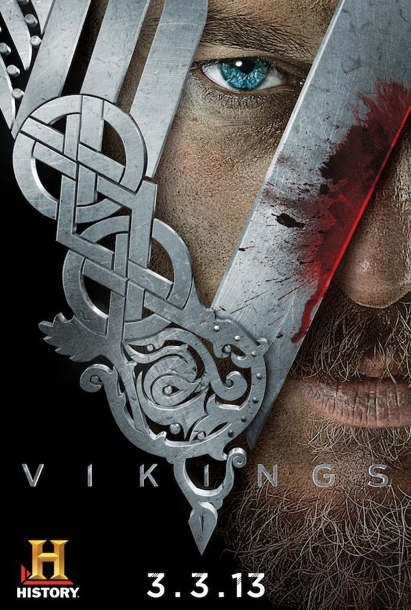 vikings series comes to history channel collider