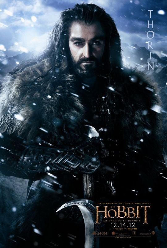 hobbit-poster-thorin-richard-armitage