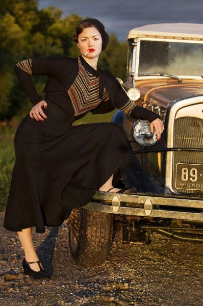 holliday grainger bonnie and clyde