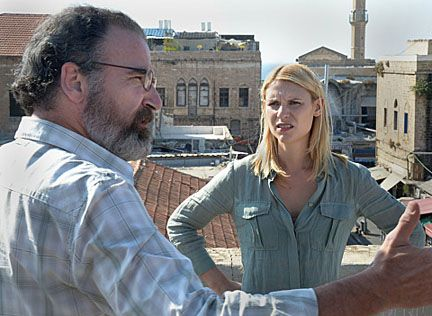 homeland-mandy-patinkin-claire-danes