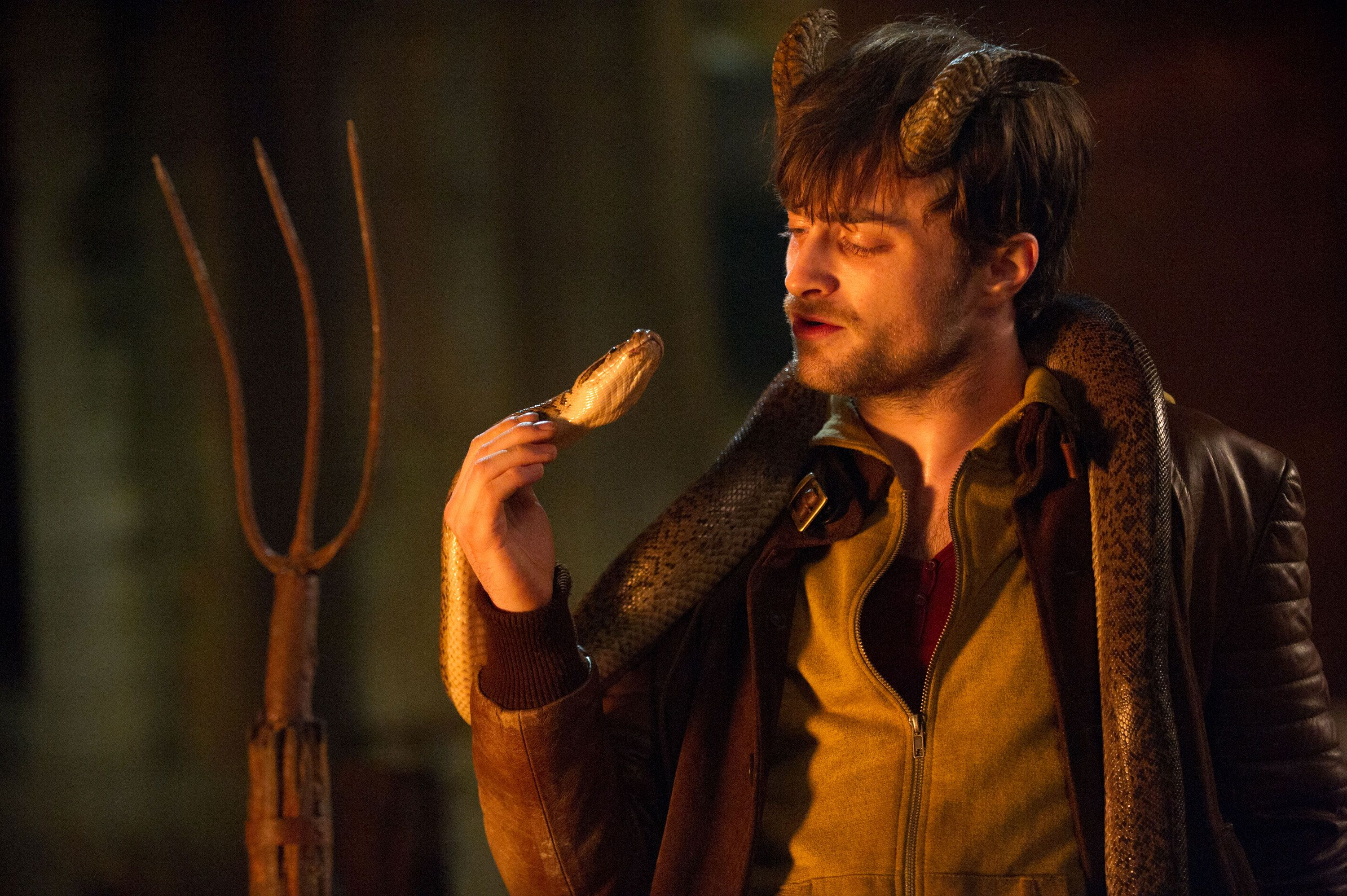 Daniel Radcliffe Talks Horns, His Hopes to Direct and More ... Horns Full Movie