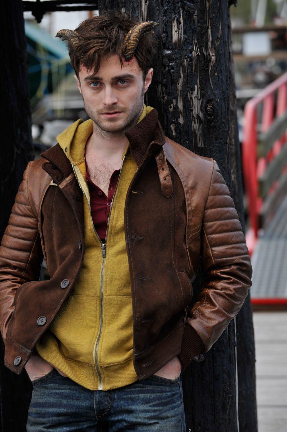 Horns Interview: Daniel Radcliffe Talks Dark Material at ...