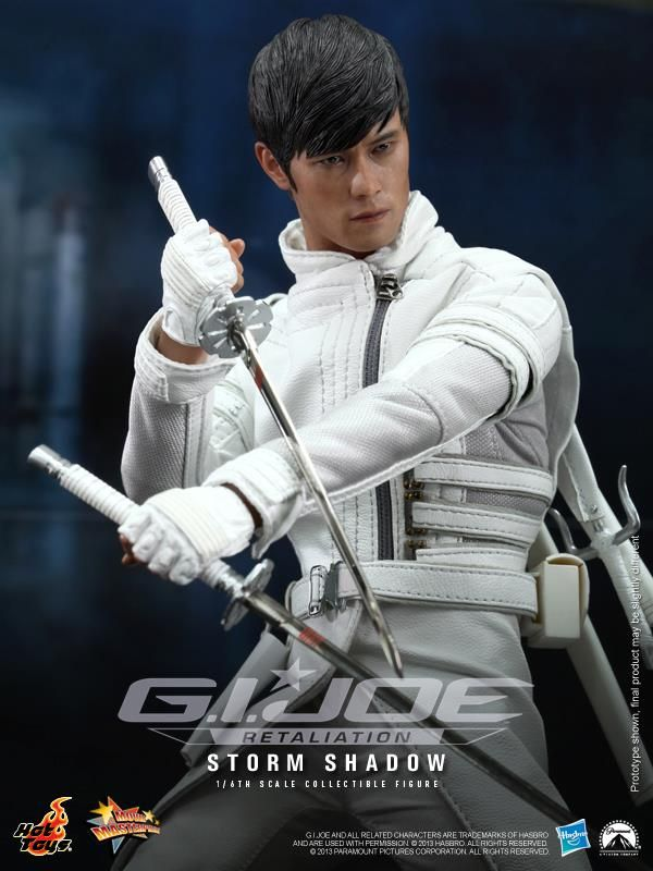 hot toys gi joe retaliation storm shadow figure images