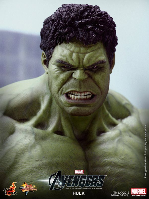 be95354a8 Hot Toys HULK from THE AVENGERS | Collider